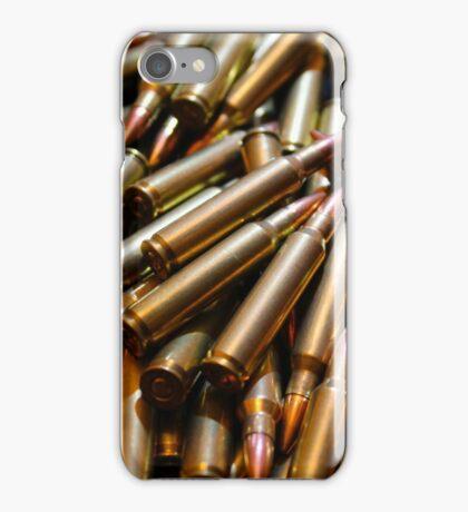 5.56mm Reloads iPhone Case/Skin