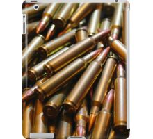 5.56mm Reloads iPad Case/Skin