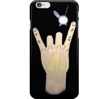 Hero of ROCK! iPhone Case/Skin