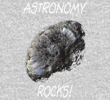 Astronomy Rocks! One Piece - Short Sleeve