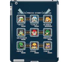 Rogue Masters iPad Case/Skin
