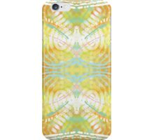 Bright Colorful Spring Butterfly Abstract iPhone Case/Skin