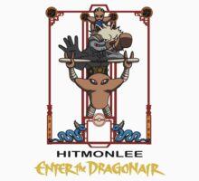 Hitmonlee - Enter the Dragonair Kids Clothes