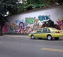 Rio Street Life by charlesnixon