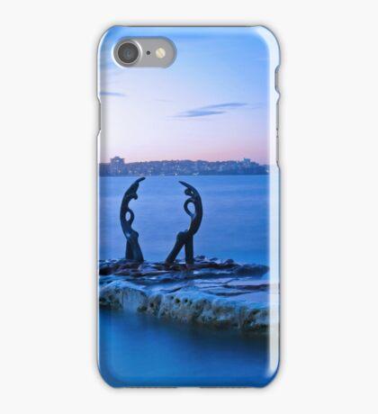 Bower Street Tidal Pool iPhone Case/Skin