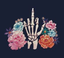 Passive Aggressive Skeleton Hand? T-Shirt