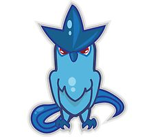 Articuno by Eat Sleep Poke Repeat