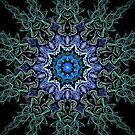 Spiral Pattern Kaleidoscope by fantasytripp