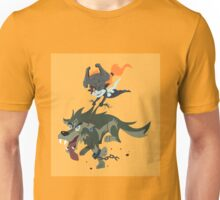 Link and Midna Unisex T-Shirt