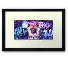 The Beauty Of It All, 2015 Framed Print
