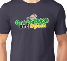 Green Eggs and Spam Unisex T-Shirt
