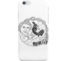 Rosalind Franklin iPhone Case/Skin
