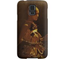 The perfect woman; test subject #4 Samsung Galaxy Case/Skin