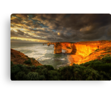 Land of Glory Canvas Print