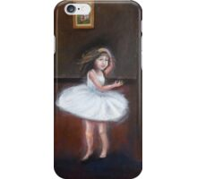 Girls in White Dresses iPhone Case/Skin