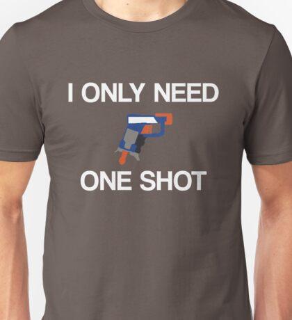 One Shot Unisex T-Shirt