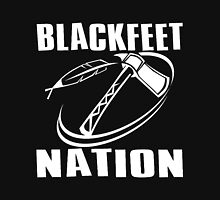 BLACKFEET NATION-TOMAHAWK Unisex T-Shirt