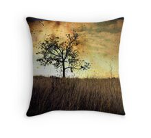 Memory Of Trees Throw Pillow
