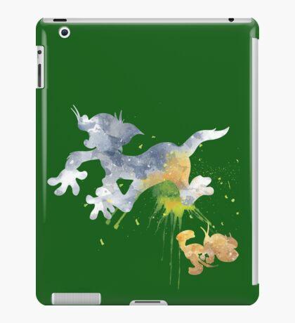 a-kick-start iPad Case/Skin