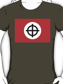 Celtic cross flag T-Shirt