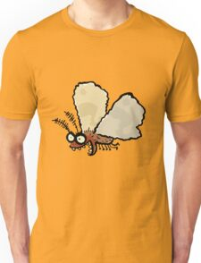 Melli, the mean moth Unisex T-Shirt