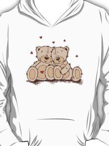 Cute Teddy Bear Valentine T-Shirt