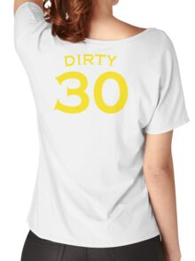 Dirty 30 Women's Relaxed Fit T-Shirt