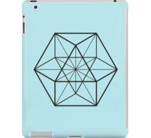 Cube-Octahedron  iPad Case/Skin