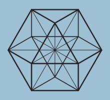 Cube-Octahedron  by John Girvan