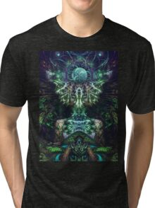 Pareidolia Tri-blend T-Shirt
