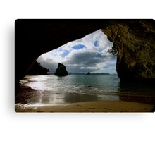 The Cove Canvas Print