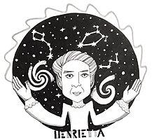 Henrietta Leavitt by christinel