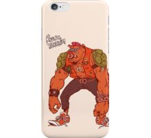 Bebop iPhone Case/Skin