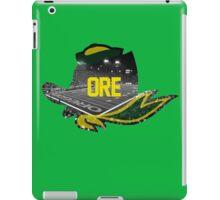 Eugene, ORE iPad Case/Skin