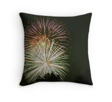 The Fourth of July Throw Pillow