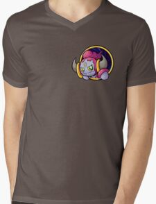 Pocketspace Hoopa Mens V-Neck T-Shirt