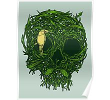 Skull Nest Poster