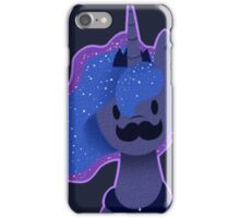 Royal Mustache iPhone Case/Skin