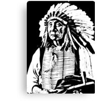 CHIEF RED CLOUD Canvas Print