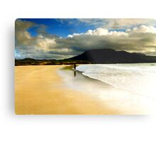H Donegal Metal Print