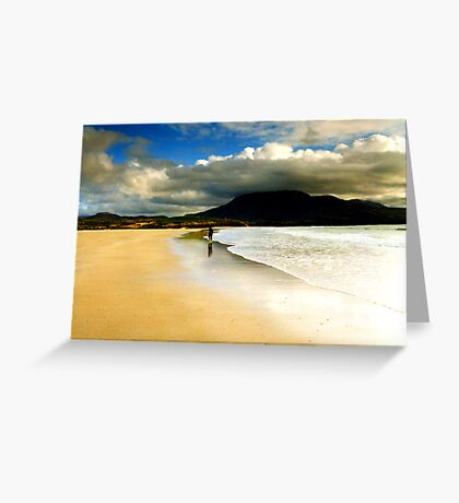 H Donegal Greeting Card