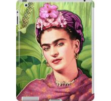 Frida Kahlo - Iconic Mexican Painter iPad Case/Skin