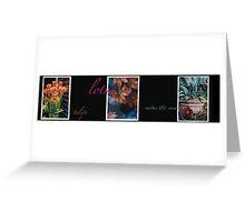 Bookmark III Greeting Card