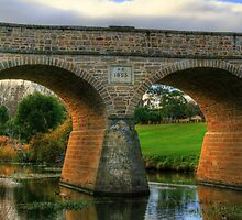 Richmond Bridge Tasmania by strangers