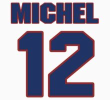 National Hockey player Michel Picard jersey 12 by imsport