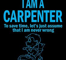 I'm a carpenter by birthdaytees