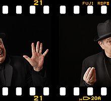 Mr BOB FILMSTRIP by Joseph Darmenia