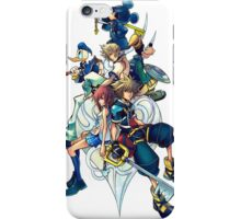 Kingdom Hearts 2 iPhone Case/Skin