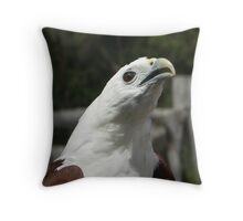 A Cry from The Heart Throw Pillow