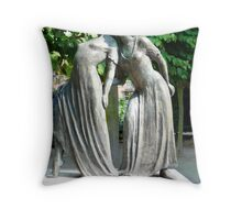 Pride - Willy Peeters 1987 - Edegem Throw Pillow